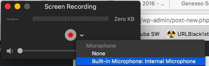 Convert Prezi to Youtube Video – Using a Mac and Soundflower